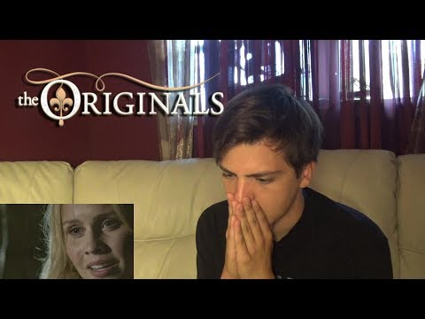 The Originals - Season 1 Episode 22 FINALE (REACTION) 1x22 From A Cradle To A Grave