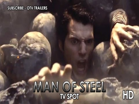 Man Of Steel - Official Control TV Spot - OTV TRAILERS