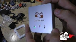 P-Gear P600, лучшая замена Racelogic за небольшие деньги