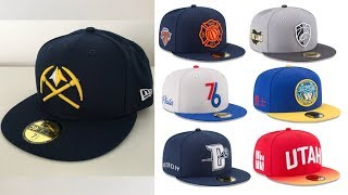 NBA City Series 59Fifty - Cap and Design Review