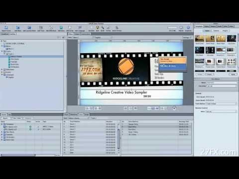 DVD Studio Pro Tutorial: Using Stories When Authoring DVDs