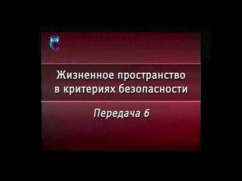 Передача 6. Травматизм на производстве