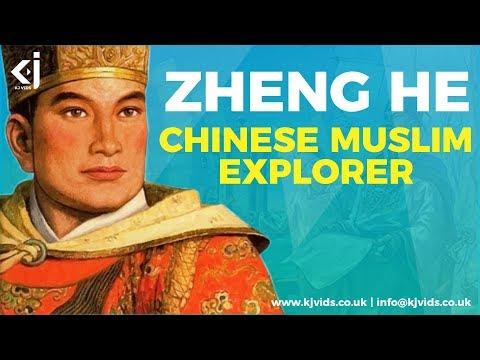 The Greatest CHINESE MUSLIM Explorer - KJ Vids