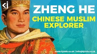 Meet ZHENG HE - The Greatest CHINESE MUSLIM Explorer