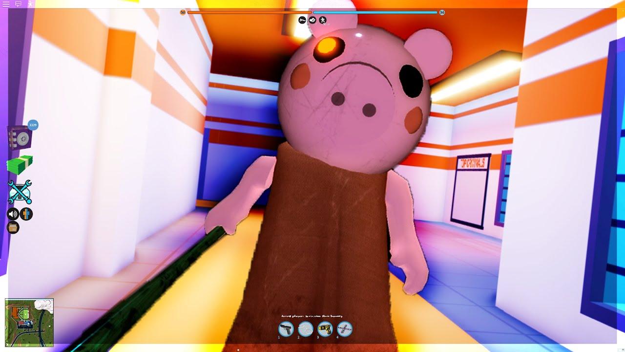 Jailbreak Piggy Event New Update Youtube