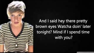 Cody Simpson- Pretty Brown Eyes | Lyrics