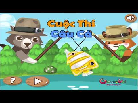 Game Cuộc Thi Câu Cá - Fishing Duel Dash   Hướng dẫn game 24h