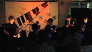 第54回壱高祭1日目のEGRETというバンドです。