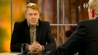 Jón Gnarr í Kastljósinu 3.maí 2010