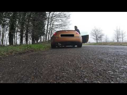 Y PIPE, ISR PERFORMANCE EXHAUST - Exhaust - 350Z & 370Z UK
