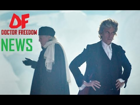 DOCTOR WHO NEWS - Christmas Special Air Time And More!
