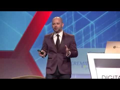 Disrupting Silicon Valley and The Next Innovation Wave | Digitalk 2016