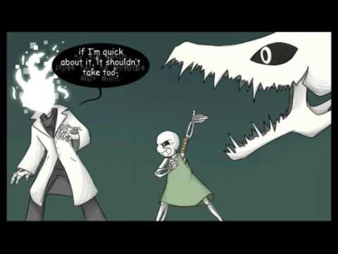 [Undertale Comic Dub] Sans Having a Bad Time