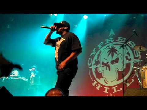 Cypress Hill - a to the k 4-20-12 Denver