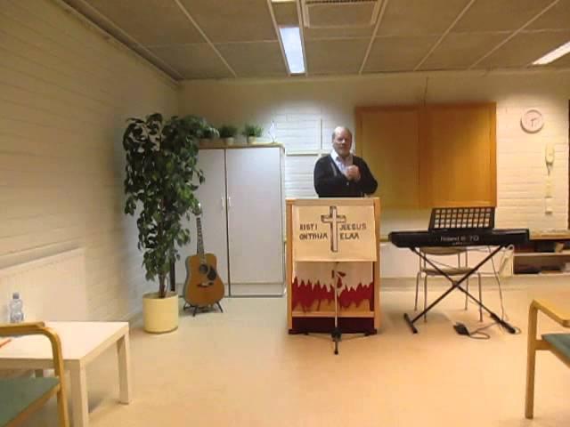 Herätys vai luopumus /  Puhe Turussa 5.4.2015
