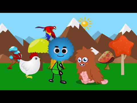 Mini Cartoon Series 8812 - Kids Cartoon Shows