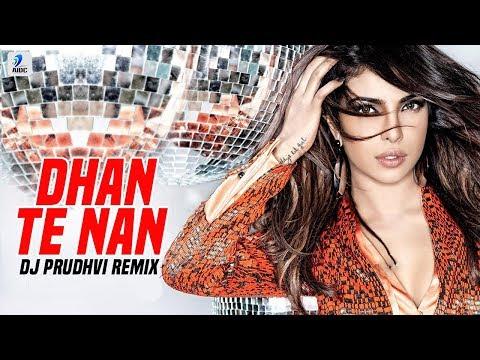 Dhan Te Nan (Remix) - DJ Prudhvi   Kaminey   Shahid Kapoor   Priyanka Chopra