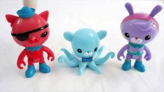 Wrong Color Mixup Octonauts Toys!
