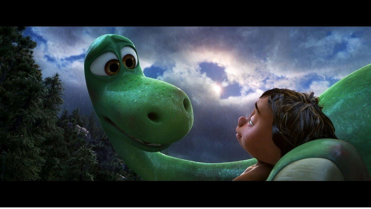 Disney pixar il viaggio di arlo una sfida tecnica pod
