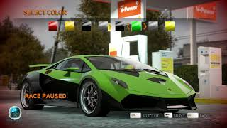 Need For Speed: The Run(2011): Stage #10: East Coast