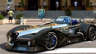 Bugatti 12.4 Atlantique Grand Sport