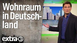 Knapp und teuer: Wohnraum in Deutschland
