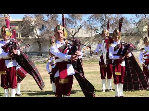 New Hazara Master Band (Mili Naghma jeevay jeevay Pakistan)
