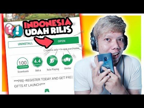 INDONESiA BERUNTUNG !! BiSA MAENiN GAME ANDROiD INi DULUAN 😍