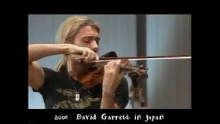 2006 David Garrett  None But The Lonely Heart(ただ憧れを知る者だけが)