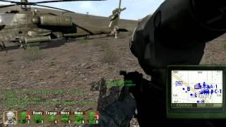 Arma 2: Mountain Warfare: Mission 3 - Operation Secure (Part 2)