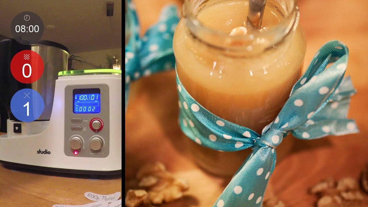 omas apfelmus | neues rezept | aldi süd - studio mixer - youtube - Aldi Studio Küchenmaschine