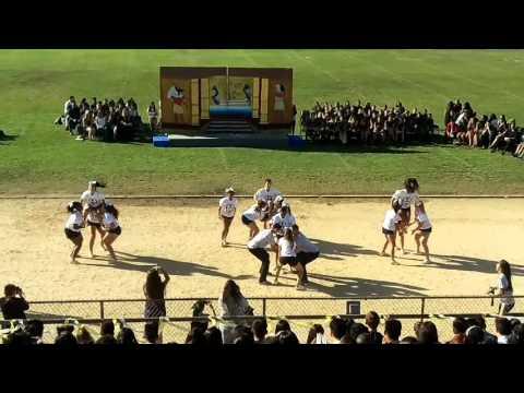 Homecoming 2015 Buena Park Varsity Cheer