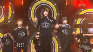 TEEN TOP - TEEN TOP, 틴탑 - 틴탑, Music Core 20120107 thumbnail