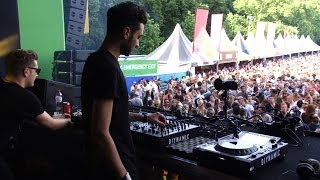 Adriatique   Diynamic Festival, Amsterdamse Bos DJ Set   DanceTrippin