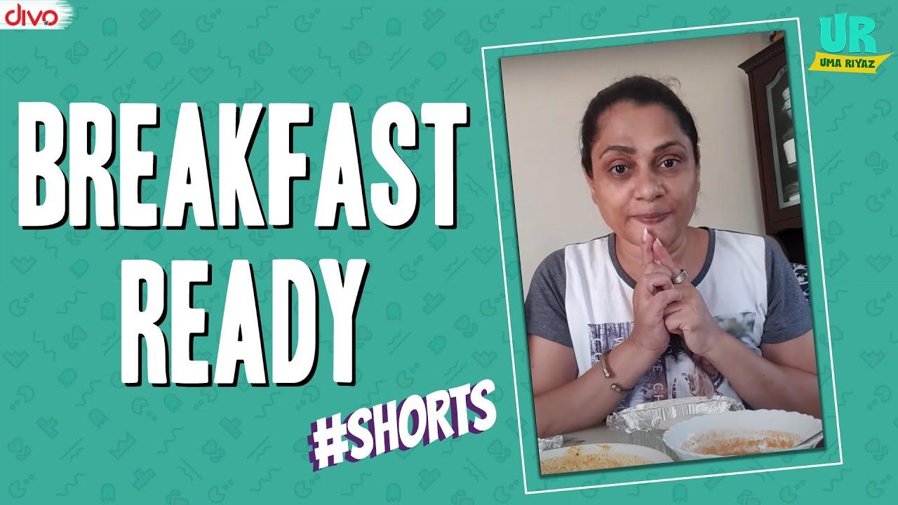 breakfast ready #shorts