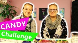 CANDY Challenge *NEU* Haribo Flamingos, Lamas, Macarons, Ritter Sport   DIY INSPIRATION Eva & Kathi