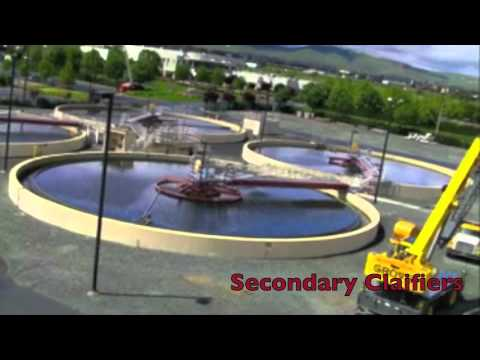 Wastewater Treatment Plant(DDSD) video tour - YouTube