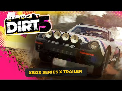 DIRT 5 | Xbox Series X Trailer [ESRB]