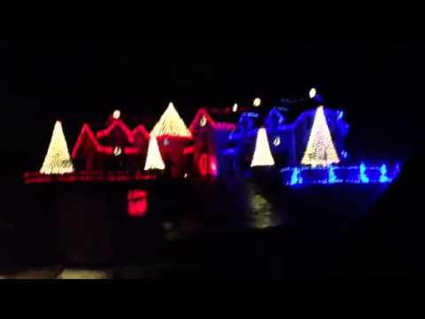 Trans Siberian Orchestra Christmas light show - Trans Siberian Orchestra Christmas Light Show - YouTube