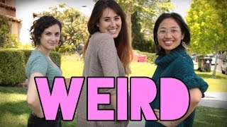 Weird Things Women Do But Don