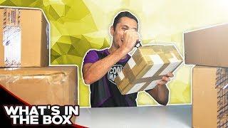 Massive Tech Unboxing - EP37