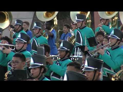 2018 Santiago High - Middle School Band Night