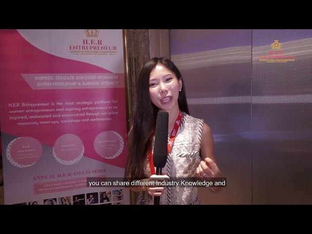 H.E.R Asia Summit 2018 - Rhonda Wong | Ohmyhome