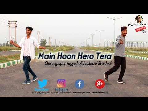 Main Hoon Hero Tera | Cover Dance Video | Hero | Salman Khan |T-series