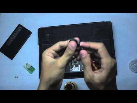 Cara Sederhana Mengganti Baterai CMOS Laptop