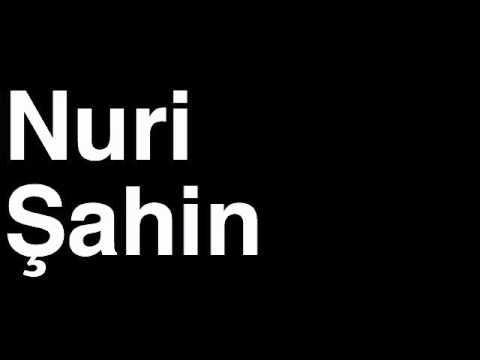 Sahin Name