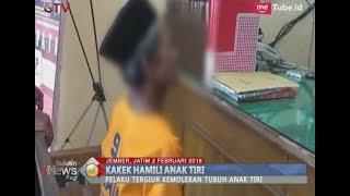 Download Video Tergiur Tubuh Molek, Kakek 73 Tahun Tiduri Anak Tiri Hingga Hamil - BIP 03/02 MP3 3GP MP4