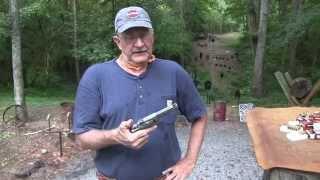 Ruger GP 100 Match Champion  (.357 Magnum)