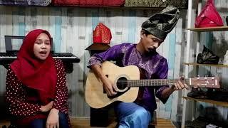 Menahan Rindu - Wany Hasrita (Cover By Nadraeri)