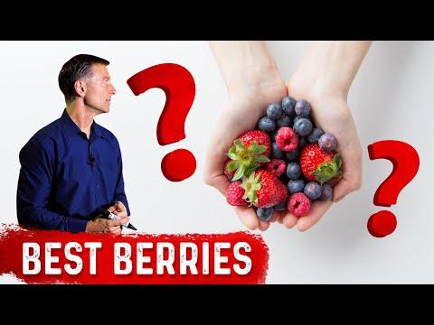 The Best Berries on Keto Is...